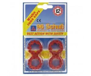Купить Sohni-wicke Игрушечные 12-зарядные пистоны 96 шт.