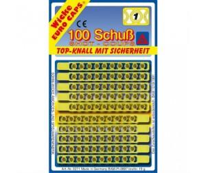 Купить Sohni-wicke Игрушечные 1-зарядные пистоны 100 шт.
