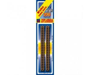 Купить Sohni-wicke Игрушечные 25/50-зарядные Strip пистоны 200 шт.