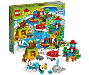 Купить Конструктор Lego Duplo 10805 Лего Дупло Вокруг света: В мире животных