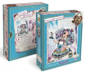 Origami Пазлы 260 Ever After High 00673