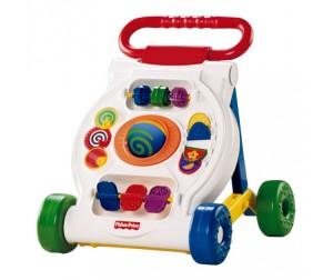 Купить Ходунки Fisher Price Mattel Блестящие основы 2 в 1