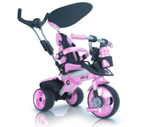��������� ������������ Injusa City Trike Aluminium