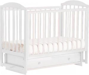 Детская кроватка Кубаньлесстрой БИ 41.2 Кубаночка-5 маятник поперечный