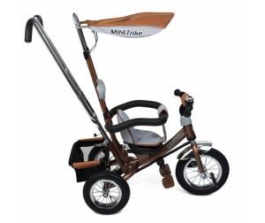 Купить Велосипед трехколесный Mars Mini Trike с управляемой ручкой