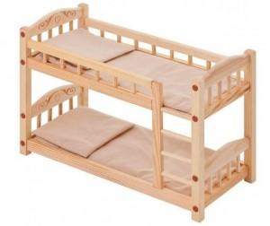 Купить Paremo Двухъярусная кроватка для кукол
