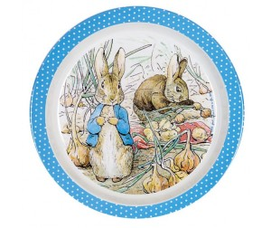 Petit Jour Тарелка Peter Rabbit