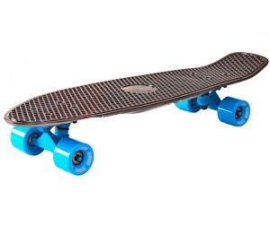 Купить R-Toys Скейтборд Big Fishskateboard metallic 27