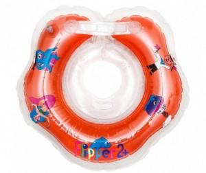 Купить Круг для купания ROXY Flipper от 1,5 лет на шею для малышей