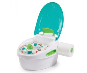 Горшок Summer Infant подножка 3 в 1 Step-By-Step Potty