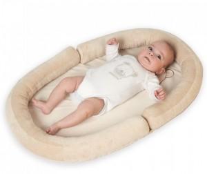 Купить Tineo Коврик с валиками овальный Baby Nest Мишка