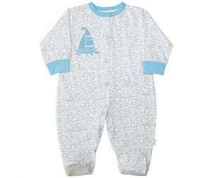 Купить Веселый малыш Комбинезон Парусник 51172
