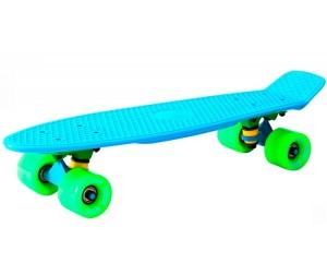 Купить Y-Scoo Скейтборд Fishskateboard 22