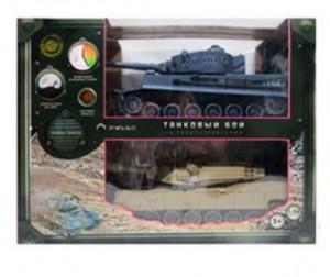 Радиоуправляемая модель танка королевский тигр для танкового боя