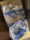 15224 Акушерство Прозрачная сумка в роддом комплект 3 шт. от пользователя Анастасия