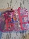 18494 Акушерство Прозрачная сумка в роддом комплект 3 шт. от пользователя Наталья