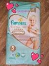 21170 Pampers Подгузники-трусики Premium Care Junior р.5 (12-17 кг.) 52 шт. от пользователя Ольга Александровна