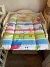 37589 Ber Ber Накладка для пеленания Dino Mat 50 70х50 от пользователя Марина
