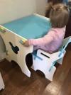 14048 Столики Детям Столик и стульчик Гном от пользователя Наталья