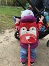 38417 Skip-Hop Рюкзачок-поводок Zoo Let Harness от пользователя Анна