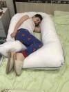 41678 БиоСон Подушка для беременных J 350х35 от пользователя Залина