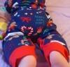 43289 Artie Комплект детский (комбинезон, шапочка) AKt2-595dn от пользователя Юлия