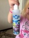 4871 AQA baby Kids Спрей для легкого расчесывания волос 200 мл от пользователя sofienok