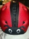 4919 SafeheadBaby Мягкая шапка-шлем для защиты головы Божья коровка от пользователя Марина