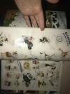 21056 Мозаика kids Книжка 100 веселых наклеек Любимый город от пользователя Загида