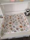 34505 Forest kids Накладка для пеленания на комод 74х63 см от пользователя Елена