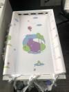 52916 OKT Накладка для пеленания Бегемотик с меркой 70х50 от пользователя Алеся