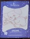 62224 Simplicity Dream Elephant (5 предметов) от пользователя Дарья