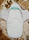 11846 Топотушки Конверт-кокон для новорожденного Масик Зиг-заг от пользователя Елена