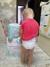 20114 Pampers Подгузники-трусики Premium Care р.4 (9-15 кг) 22 шт. от пользователя Анастасия