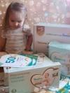 21377 Pampers Подгузники-трусики Premium Care Pants р.4 (9-15 кг) 38 шт. от пользователя Вероника