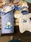 22223 Babyglory Комплект на выписку Непоседа зима (5 предметов) от пользователя Светлана