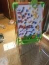 35339 Ника Мольберт двусторонний растущий со счетами в мешочке от пользователя Ирина