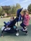 41645 BABYZEN Подножка для перевозки второго ребенка YOYO Board от пользователя Ekaterina