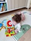 46001 Жирафики развивающая Моя первая книжка от пользователя Юлия