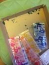 52736 Danko Toys Набор для творчества Моё первое творчество Пальчиковые краски 7 цветов от пользователя Анастасия