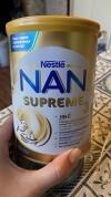 58226 NAN 3 Supreme Сухое детское молочко с олигосахаридами для защиты от инфекций 400 г от пользователя Наталия