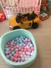 12770 Romana Сухой бассейн Airpool + 150 шариков от пользователя Олечка Макарова