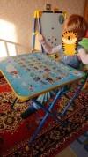 27548 Ника Набор мебели (стол+мягкий стул) от пользователя Екатерина