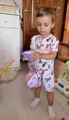 35525 Meine Liebe Средство с антибактериальным эффектом для уборки детских комнат Эко 500 мл от пользователя Екатерина