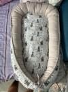 35633 Akella Подушка-гнездышко для новорожденных Маугли от пользователя Евгения