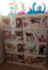 37859 Dunya Комод с рисунком Кукла (4 ящика) от пользователя Татьяна