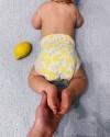 45617 Offspring Эко-подгузники Лимоны размер S (3-6 кг) 48 шт. от пользователя Полина