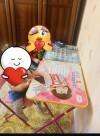 52571 Ника Комплект Познайка (стол+стул клеенка) от пользователя Фатима