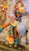56998 Forest kids Жираф с колечками от пользователя Елена