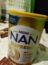 58162 NAN 3 Supreme Сухое детское молочко с олигосахаридами для защиты от инфекций 400 г от пользователя Юлия